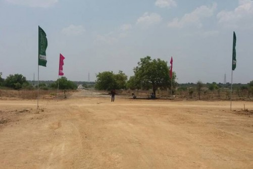 220 Sq Ft Residential Plot for Sale In Sark Green Residences, Mokila, Hyderabad For Rs 15.40 Lakh | Property Image 2 Large