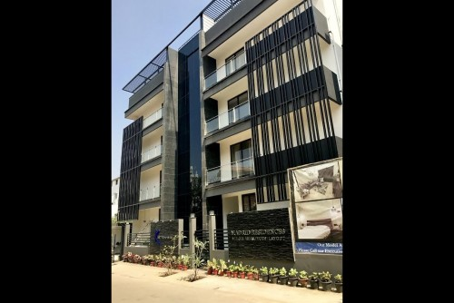 3 Bedroom 2300 Sq Ft Apartment for Sale In Madride Resedency, Indiranagar, Bangalore For Rs 2.50 Crore | Property Image 1 Large