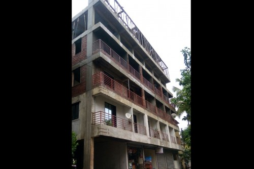 1 Bedroom 575 Sq Ft Apartment for Sale In Anil Smurti, Nerul, Navi Mumbai For Rs 28.75 Lakh | Property Image 1 Large