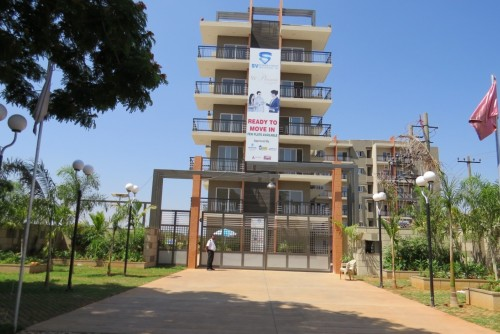 2 Bedroom 1110 Sq Ft Apartment for Sale In Sv Pleasanta, Sarjapur Road, Bangalore For Rs 36.64 Lakh | Property Image 1 Large