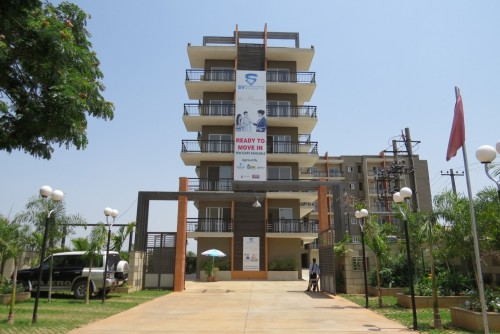 2 Bedroom 1060 Sq Ft Apartment for Sale In Sv Pleasanta, Sarjapur Road, Bangalore For Rs 34.98 Lakh | Property Image 2 Large
