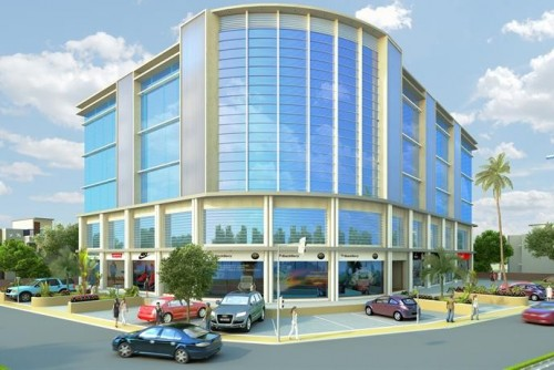 1760 Sq Ft Shop for Sale In Devashish Business Park, Satellite, Ahmedabad For Rs 2.64 Crore | Property Image 3 Large