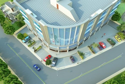 1760 Sq Ft Shop for Sale In Devashish Business Park, Satellite, Ahmedabad For Rs 2.64 Crore | Property Image 4 Large