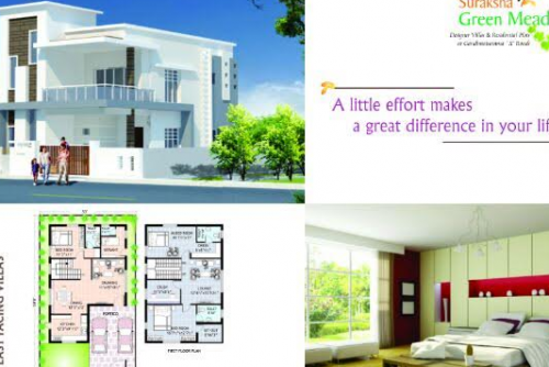 200 Sq Yrd Residential Plot for Sale In Madhaviprasad Realtors, Miyapur, Hyderabad For Rs 27.40 Lakh | Property Image 6 Large