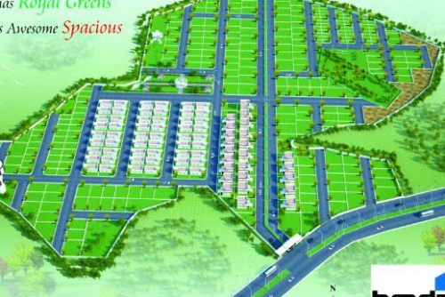 200 Sq Yrd Residential Plot for Sale In Madhaviprasad Realtors, Chandanagar, Hyderabad For Rs 27.40 Lakh | Property Image 2 Large