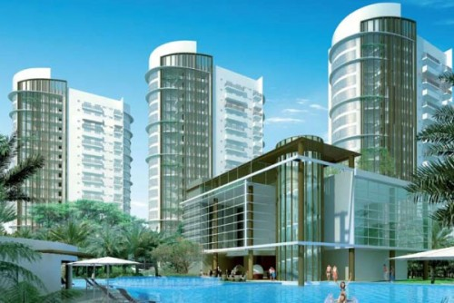 4 Bedroom 2625 Sq Ft Apartment for Sale In Emaar Group, Sector 66, Gurgaon For Rs 2.25 Crore | Property Image 1 Large