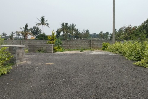 1200 Sq Ft Residential Plot for Sale In Aakruthi North City, Hegdenagara, Bangalore For Rs 40.80 Lakh | Property Image 1 Large