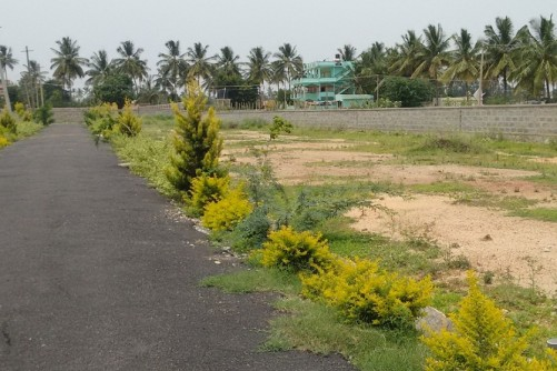 1200 Sq Ft Residential Plot for Sale In Aakruthi North City, Hegdenagara, Bangalore For Rs 40.80 Lakh | Property Image 3 Large