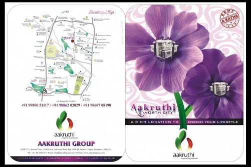 1200 Sq Ft Residential Plot for Sale In Aakruthi North City, Sampegehalli, Bangalore For Rs 40.80 Lakh | Property Image 5 Large