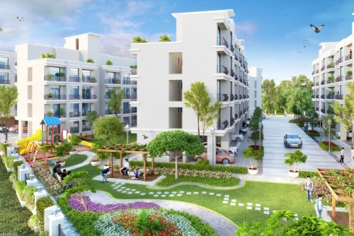 2 Bedroom 440 Sq Ft Apartment for Sale In Eakadanta, Panvel, Navi Mumbai For Rs 23.22 Lakh | Property Image 3 Small