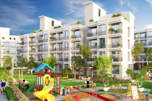 2 Bedroom 440 Sq Ft Apartment for Sale In Eakadanta, Panvel, Navi Mumbai For Rs 23.22 Lakh | Property Image 4 Small