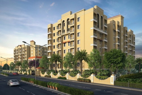 1 Bedroom 333 Sq Ft Apartment for Sale In Space World, Neral, Mumbai For Rs 15.10 Lakh | Property Image 1 Large