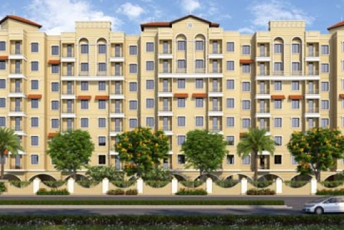 1 Bedroom 333 Sq Ft Apartment for Sale In Space World, Neral, Mumbai For Rs 15.10 Lakh | Property Image 2 Large