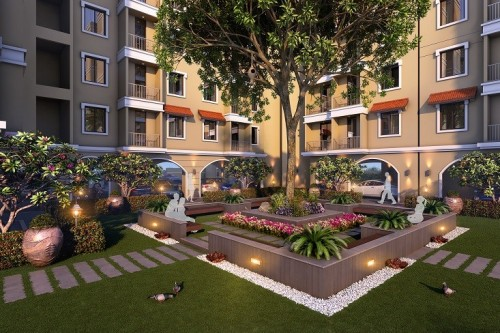 1 Bedroom 333 Sq Ft Apartment for Sale In Space World, Neral, Mumbai For Rs 15.10 Lakh | Property Image 4 Large