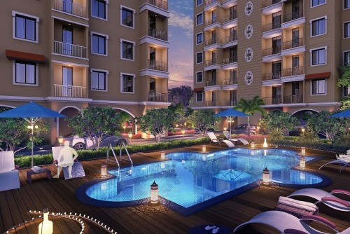 1 Bedroom 333 Sq Ft Apartment for Sale In Space World, Neral, Mumbai For Rs 15.10 Lakh | Property Image 5 Large