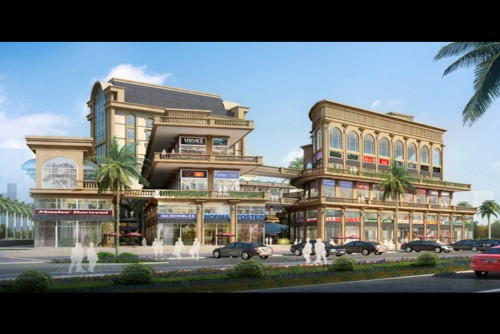 200 Sq Ft Shop for Sale In Jms Marine Square, Sector 102 Gurgaon, Gurgaon For Rs 20 Lakh | Property Image 1 Large