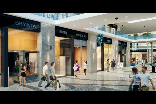 200 Sq Ft Shop for Sale In Jms Marine Square, Sector 102 Gurgaon, Gurgaon For Rs 20 Lakh | Property Image 3 Large
