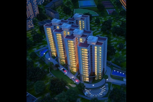 2 Bedroom 1196 Sq Ft Apartment for Sale In Definer Hi Life, Margondanahalli, Bangalore For Rs 64.07 Lakh | Property Image 3 Large