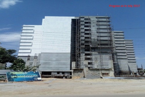 3 Bedroom 1456 Sq Ft Apartment for Sale In Definer Hi Life, Tc Palya Main Road, Bangalore For Rs 77 Lakh | Property Image 2 Large