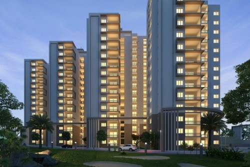 3 Bedroom 1456 Sq Ft Apartment for Sale In Definer Hi Life, Tc Palya Main Road, Bangalore For Rs 77 Lakh | Property Image 3 Large