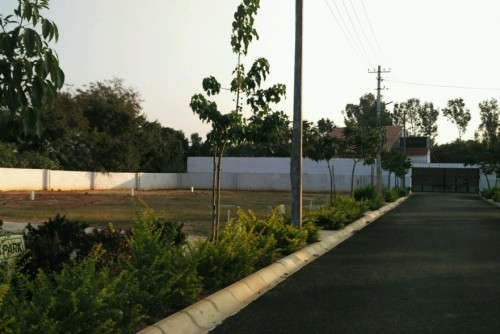 1350 Sq Ft Residential Plot for Sale In Praja Karna Divine, Devanahalli, Bangalore For Rs 25.65 Lakh | Property Image 2 Large