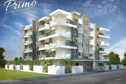 2 Bedroom 1230 Sq Ft Apartment for Sale In Land Mark Nest Primo, Hebbal, Bangalore For Rs 59.98 Lakh | Property Image 1 Large