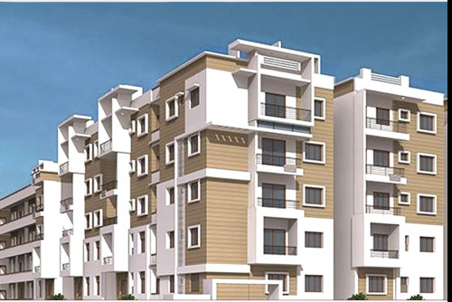 3 Bedroom 1430 Sq Ft Apartment for Sale In Apoorva Meadows, Yelahanka, Bangalore For Rs 55.06 Lakh | Property Image 1 Large