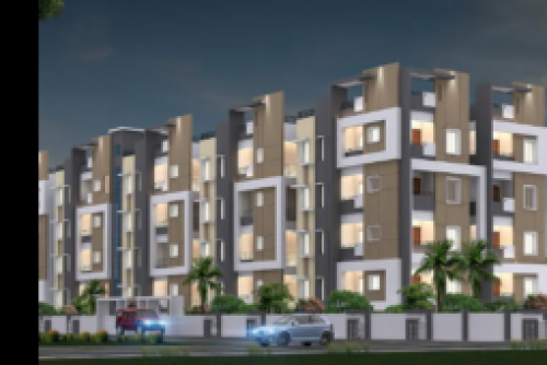 2 Bedroom 1200 Sq Ft Apartment for Sale In Anjanadri Willows, Horamavu, Bangalore For Rs 54 Lakh | Property Image 2 Large