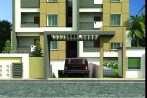 2 Bedroom 1200 Sq Ft Apartment for Sale In Anjanadri Willows, Horamavu, Bangalore For Rs 54 Lakh | Property Image 3 Large