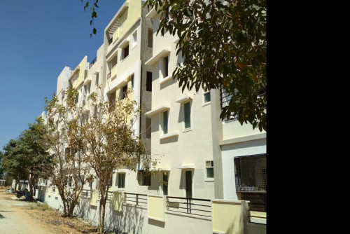 2 Bedroom 1200 Sq Ft Apartment for Sale In Anjanadri Willows, Horamavu, Bangalore For Rs 54 Lakh | Property Image 5 Large