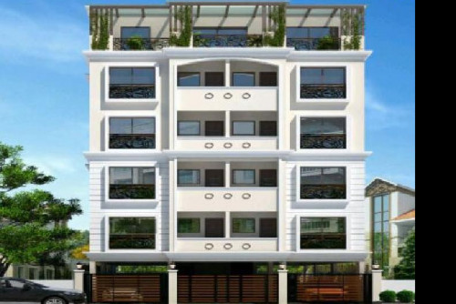 2 Bedroom 900 Sq Ft Apartment for Sale In Royal Shine Enclave, Lingarajapuram, Bangalore For Rs 49.50 Lakh | Property Image 1 Large