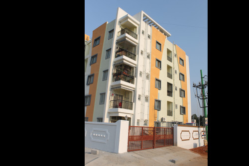 2 Bedroom 955 Sq Ft Apartment for Sale In Byrathi Residency, Hennur Main Road, Bangalore For Rs 42.02 Lakh | Property Image 1 Large