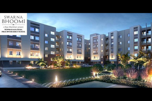 1 Bedroom 485 Sq Ft Apartment for Sale In Swarna Bhoomi, Domjur, Howrah For Rs 12.17 Lakh | Property Image 2 Large